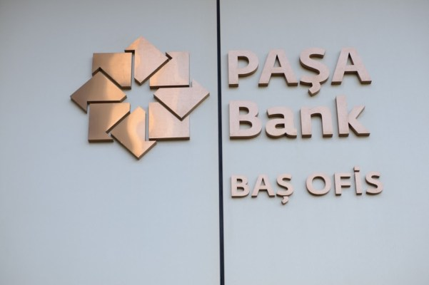 In a 15-month period, Pasha Bank made $39 million in what it called 'foreign exchanges and movements.' (OCCRP photo)