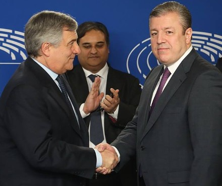 Antonio_Tajani_giorgi_kvirikashvili