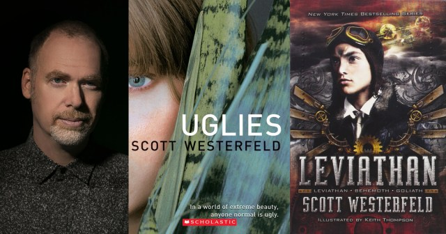 Scott Westerfeld is DFWCon's 2018 keynote speaker.