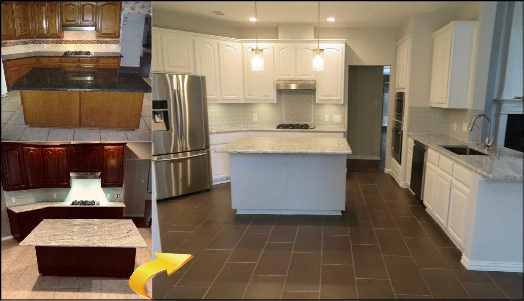 tile flooring installation granite