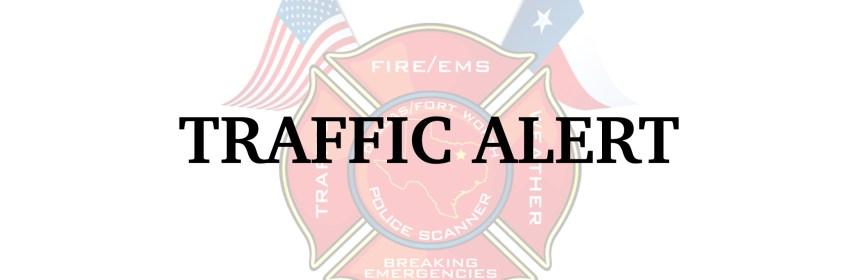 Traffic Alert: 635 closure in Grapevine due to 18 wheelers