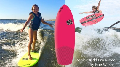 Ashley-Kidd-Pro-Model Wake Surfboard