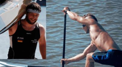Rich Stewart DUC Elite Olympic Canoe