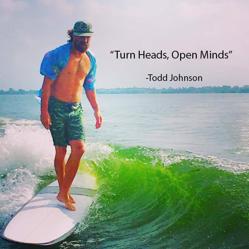 Todd Johnson Turn Heads Open Minds