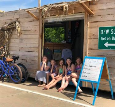 Surf Shack at Little Elm