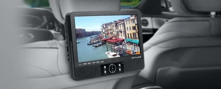 lecteur dvd portable pour la voiture