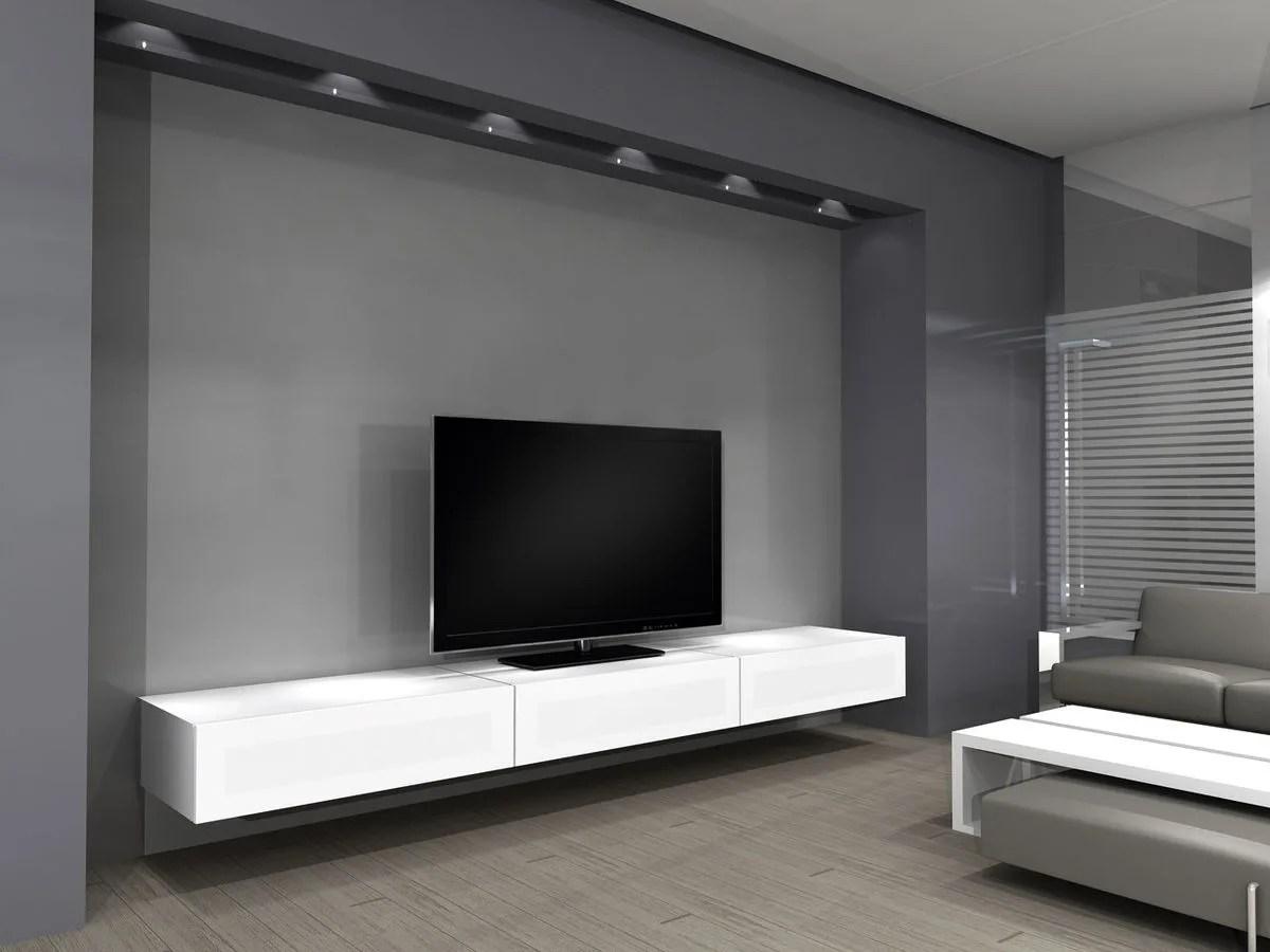 meuble tv video ecrans plats oled led