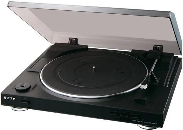 comment choisir une platine vinyle usb