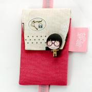 Bookmaker (Pouch - Red)
