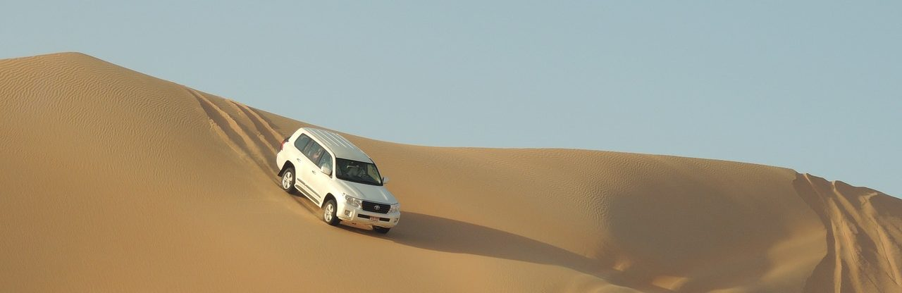 Off-Road Sand Dune Cover