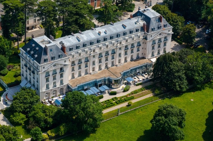 Trianon Palace Waldorf Astoria Hotel Versailles