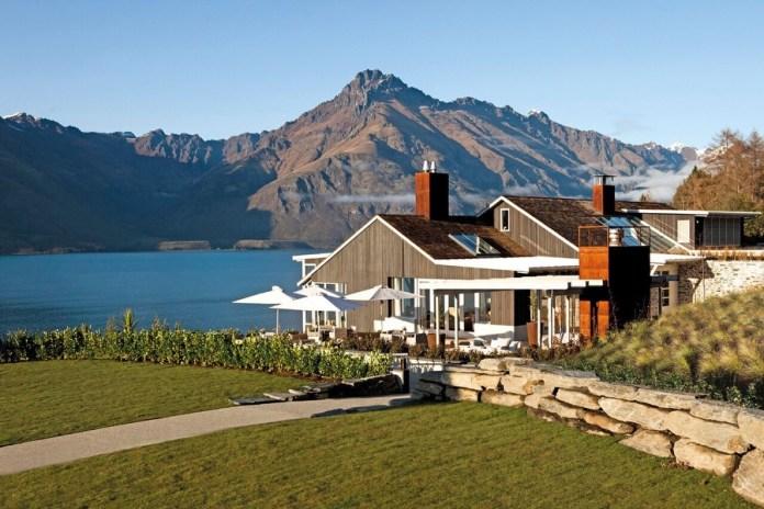 Best Lodges New Zealand Matakauri Lodge