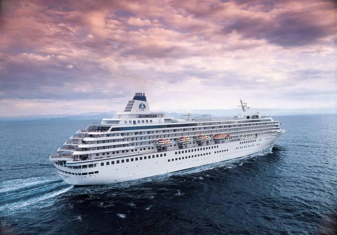 Crystal Cruises Symphony