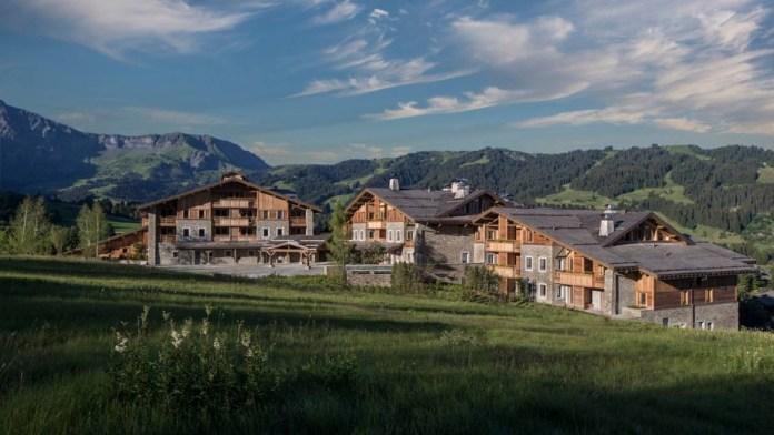 Best New Ski Resorts Luxury