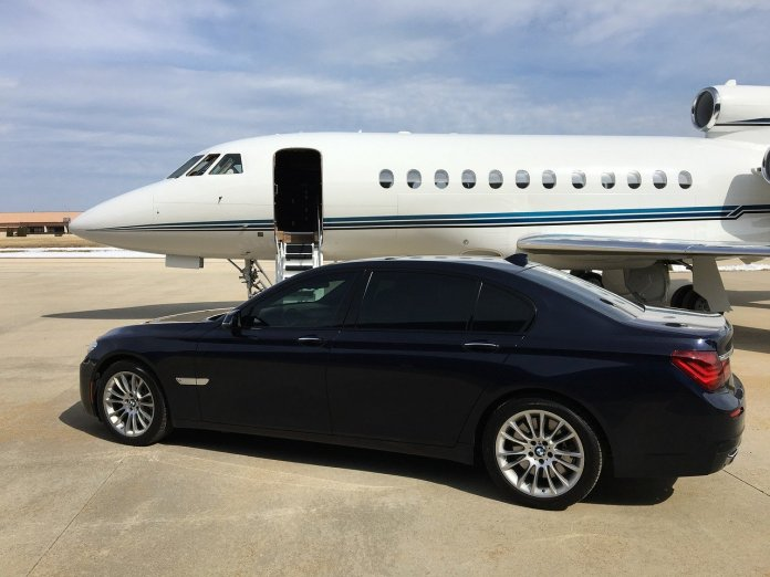 What You Need to Know About Chartering a Private Jet