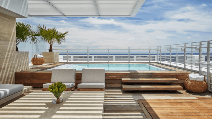 Long-stay at a Four Seasons residential suite