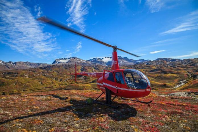 Alaska by Helicopter and Floatplane