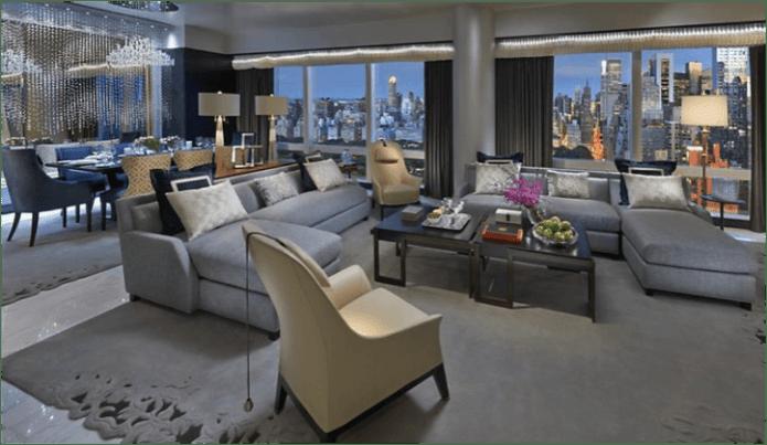 op Ten Suites at New York City