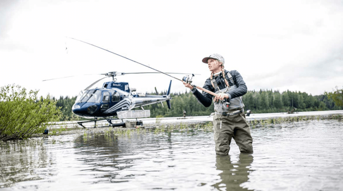 Alaska and British Columbia by Private Jet and Helicopter