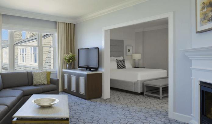 the Ritz-Carlton Half Moon Bay