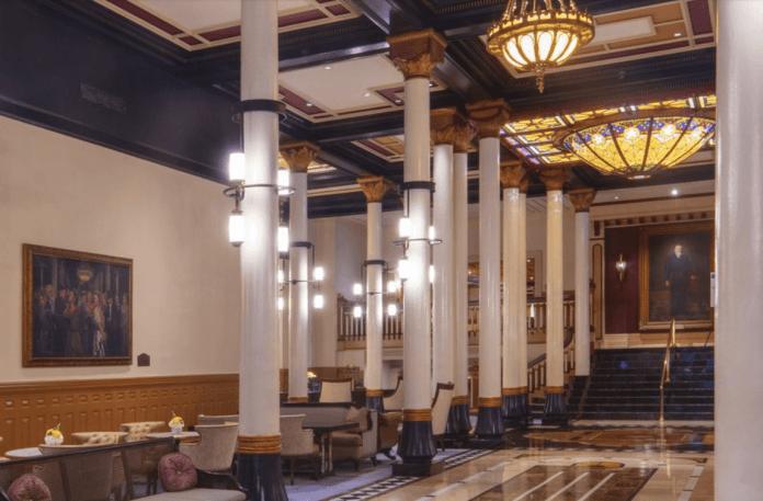 The Driskill Hotel Austin Suite