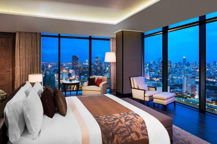 Best Hotel Suites in Bangkok Thailand