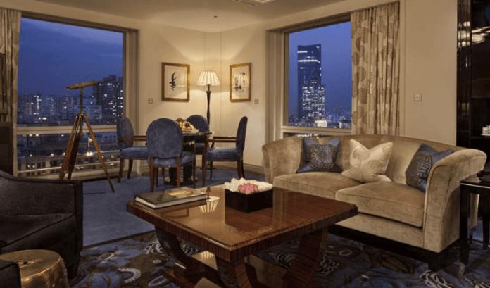 The Peninsula Shanghai Review