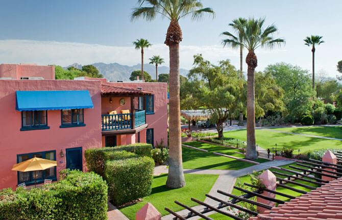 Arizona Inn Hotel Suites