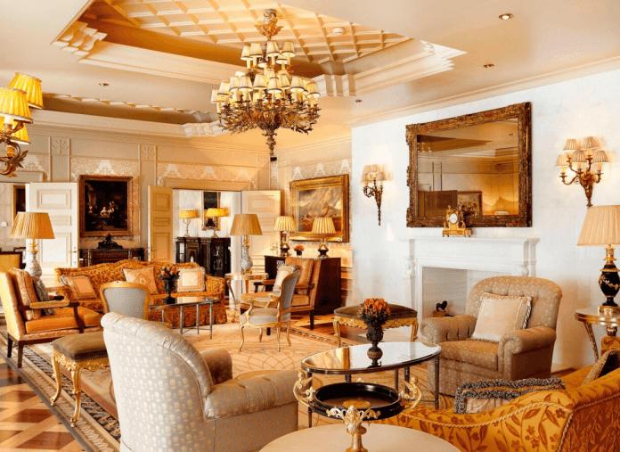 Grand Bretagne Royal Suite