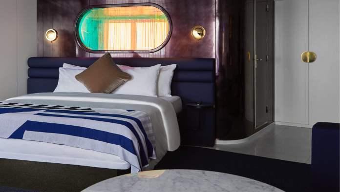 Gorgeous Suite Virgin Voyages