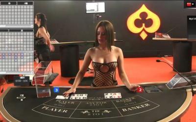 DG真人知識:扣掉1~10張牌後,「莊、閒、和」開牌機率變化