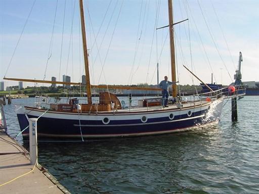 Anker Mortensen 45' Marconi Ketch