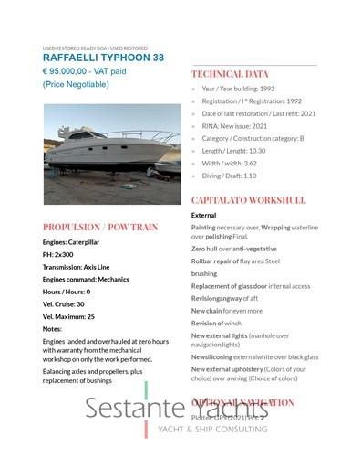 Work List - Raffaelli Typhoon (1)