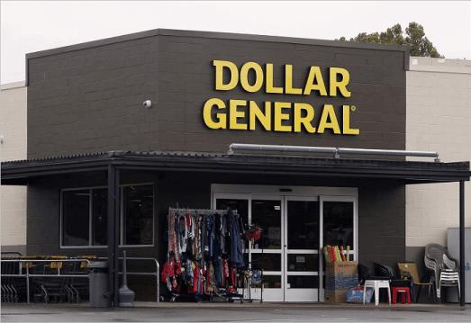 Dollar general store