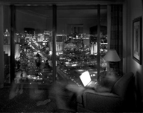 Untitled, The Las Vegas Strip, 2008 by Matthew Pillsbury