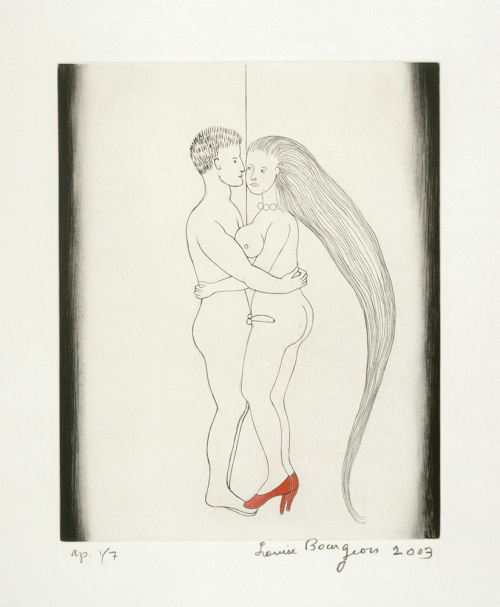 The Couple by Louise Bourgeois