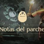 BDO Notas del parche20/5/20