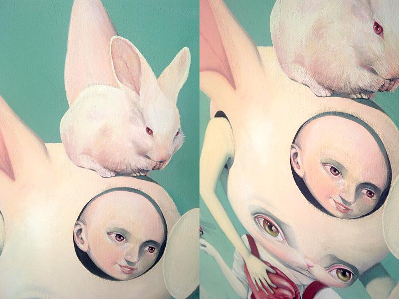 Roby-Dwi-Antono-Pilu-Lalu-Acrylic-on-canvas-3937-x-59-inches-100-x-150-cm-2012-b