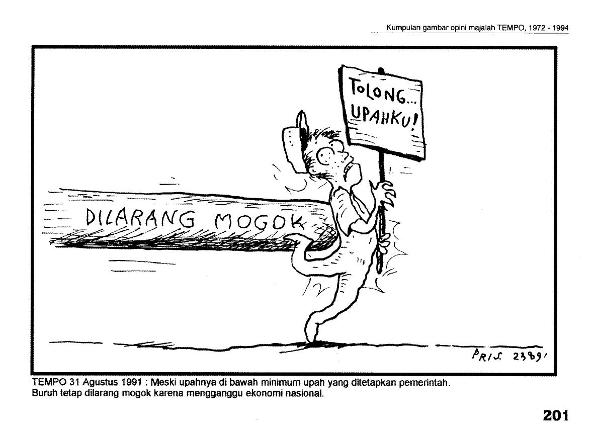 Pri S Dilarang Mogok 1991