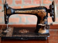 The original sewing machine from 1873