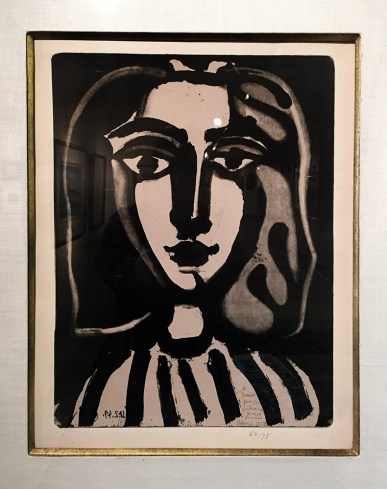 Picasso at the Schumacher Gallery