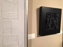 Louise Nevelson at the Schumacher Gallery