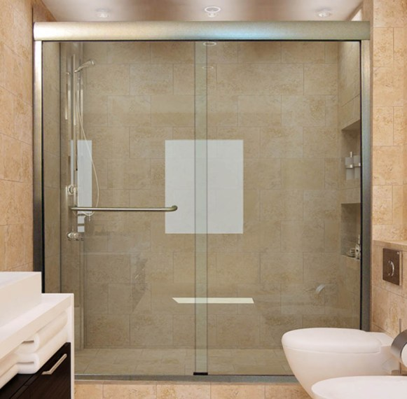 Sliding Shower Doors   Custom Sliding Doors for Showers and Bathtubs     Compare Metro Compare Linear