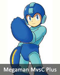 Megaman MvsC Plus