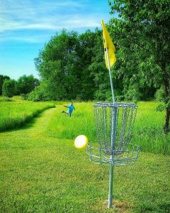 Disc Golf Putting Consistency