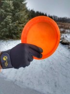 Friction Gloves Disc Golf Review