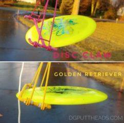 Disc Claw vs Golden Retriever