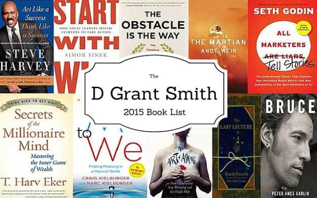 D Grant Smith-2015 Booklist