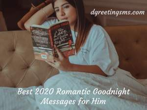 Romantic Goodnight Messages for Him 2021
