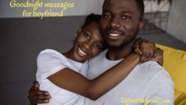 Goodnight Messages For Boyfriend